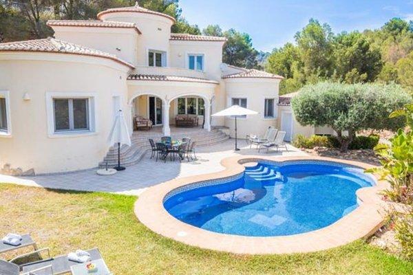 Abahana Villa El Magraner - фото 16