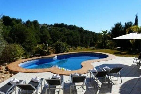 Abahana Villa El Magraner - фото 17