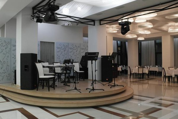Отель Ахтамар - фото 6
