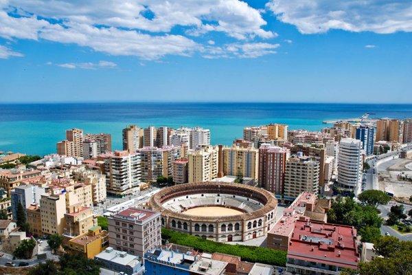 Apartamentos Calle Larios - фото 19