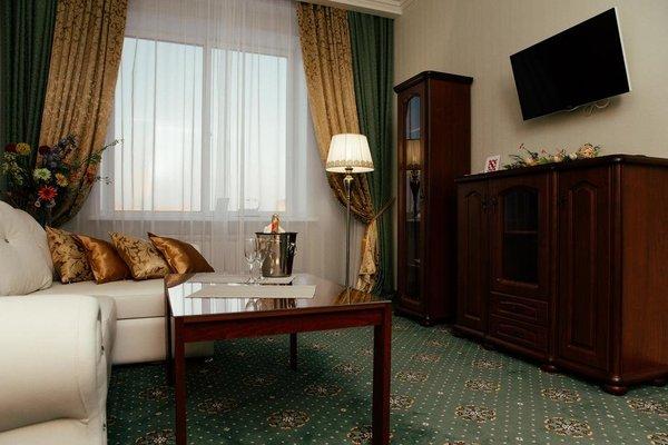 Отель Аляска - фото 5