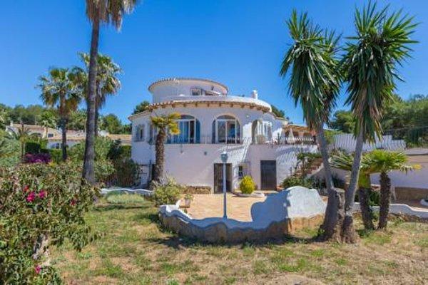 Abahana Villa La Madrugada - фото 13