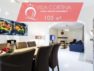 อพาร์ทเมนท์ The Queen Luxury Apartments - Villa Cortina