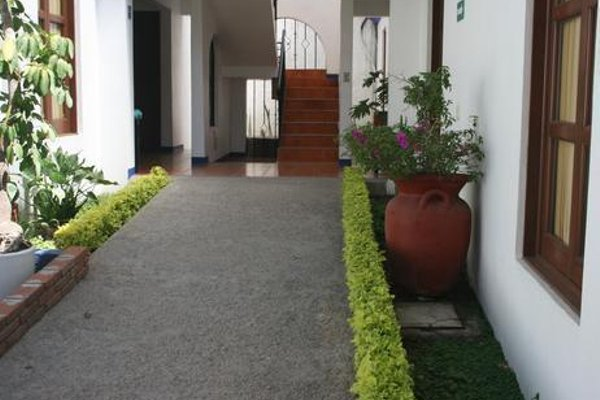 Hotel del Marquesado - фото 21