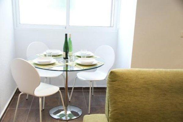Apartamentos FV Flats Valencia - Mestalla - фото 12