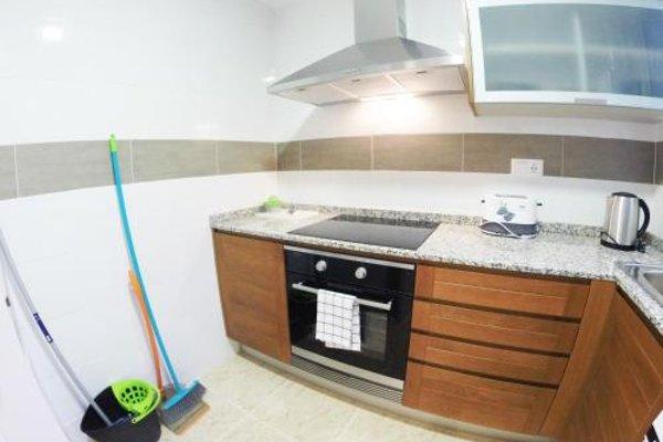 Apartamentos FV Flats Valencia - Mestalla - фото 13