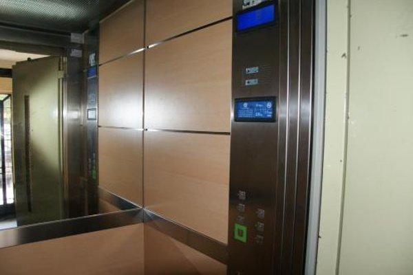 Apartamentos FV Flats Valencia - Mestalla - фото 16