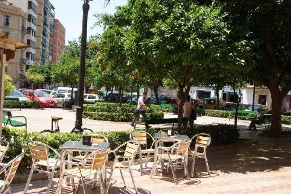 Apartamentos FV Flats Valencia - Mestalla - фото 17