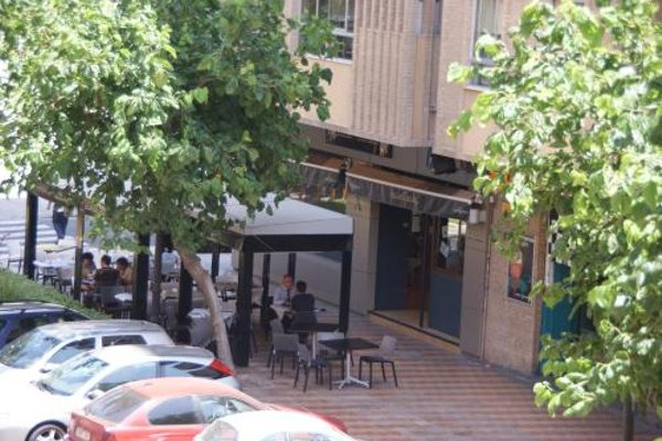 Apartamentos FV Flats Valencia - Mestalla - фото 18