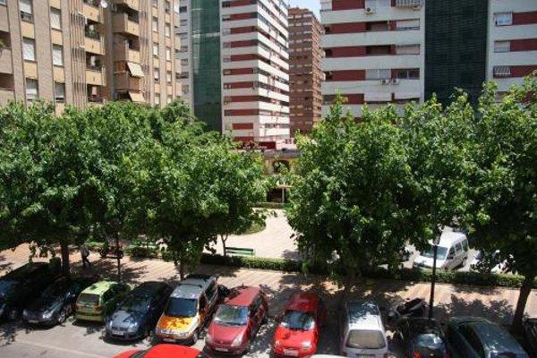 Apartamentos FV Flats Valencia - Mestalla - фото 20