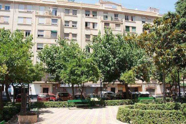 Apartamentos FV Flats Valencia - Mestalla - фото 21