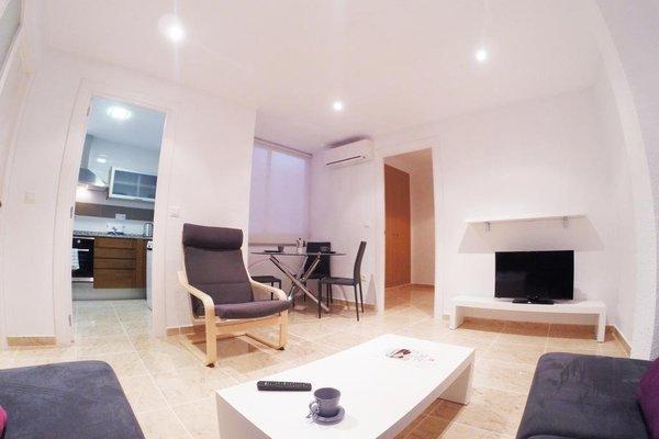Apartamentos FV Flats Valencia - Mestalla - фото 6