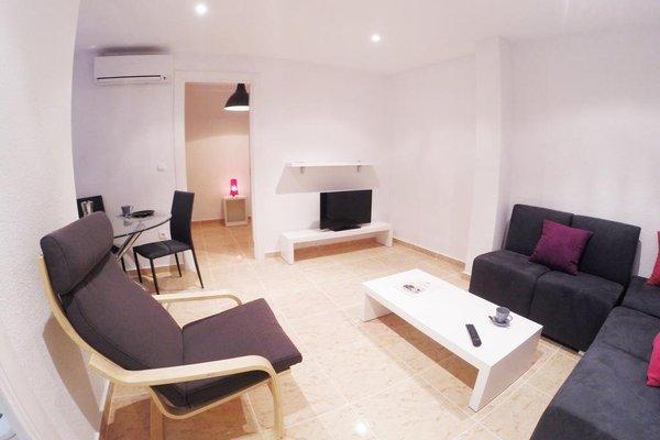 Apartamentos FV Flats Valencia - Mestalla - фото 7