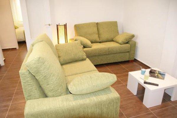 Apartamentos FV Flats Valencia - Mestalla - фото 8