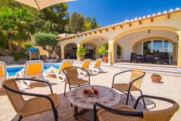 Abahana Villa Serenidad - фото 10