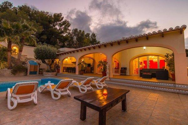 Abahana Villa Serenidad - фото 12