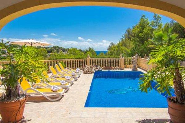 Abahana Villa Serenidad - фото 16