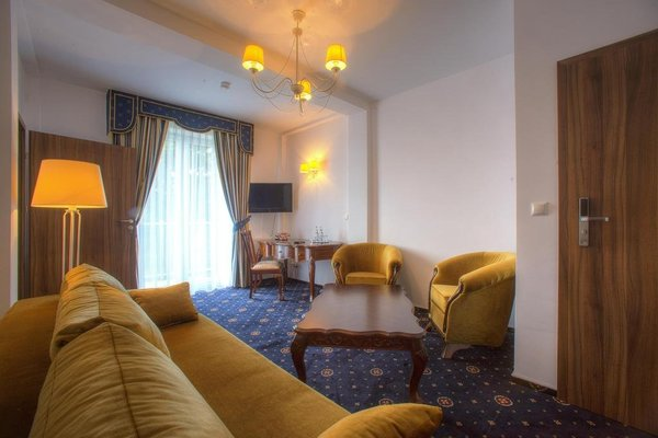 Hotel Lancut - фото 8