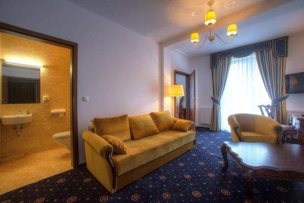 Hotel Lancut - фото 9