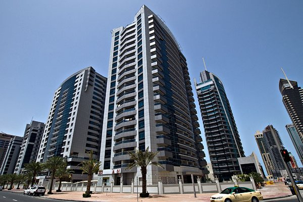 Dubai Apartments - Marina - Marina Diamond 5B - фото 22
