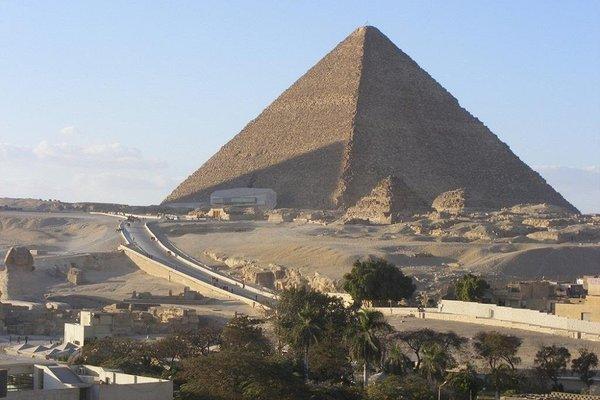 Best View Pyramids Hotel - фото 22