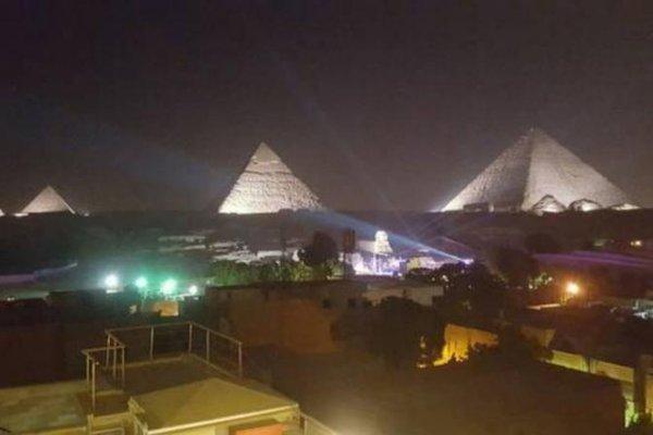 Best View Pyramids Hotel - фото 23
