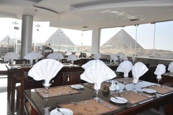 Best View Pyramids Hotel - фото 5