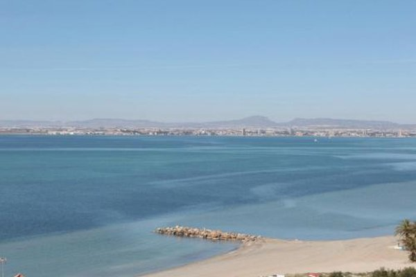 Mar Azul frontal Mediterraneo - 8