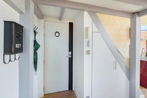 Loft et parking - Suites Gaya Centre Historique - 10