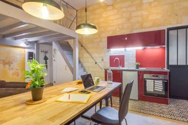 Loft et parking - Suites Gaya Centre Historique - 13