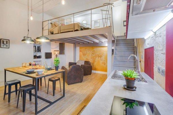 Loft et parking - Suites Gaya Centre Historique - 14