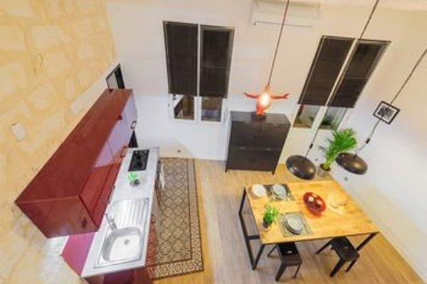 Loft et parking - Suites Gaya Centre Historique - 15