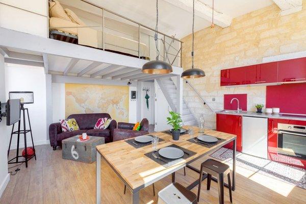 Loft et parking - Suites Gaya Centre Historique - 5