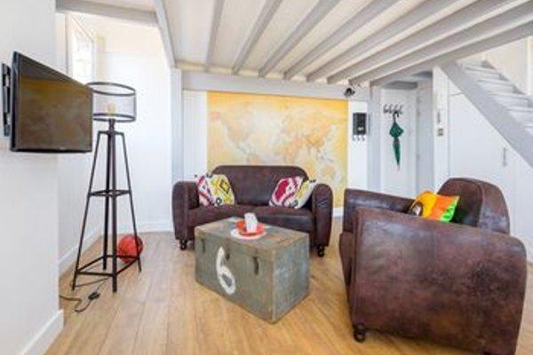 Loft et parking - Suites Gaya Centre Historique - 6