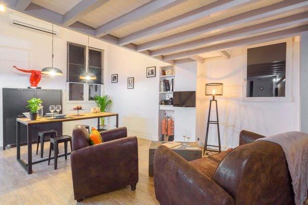 Loft et parking - Suites Gaya Centre Historique - 7