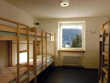 Хостел Valbella-Lenzerheide Youth Hostel
