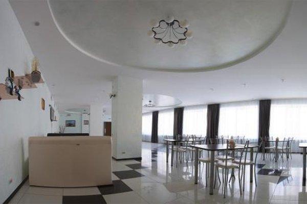Гостиница Металлург - фото 63