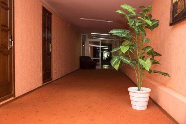 Гостиница Металлург - фото 70