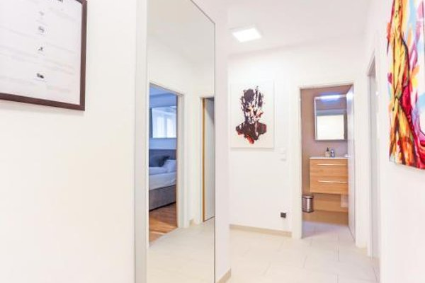 SKY9 Apartments Margareten - фото 3