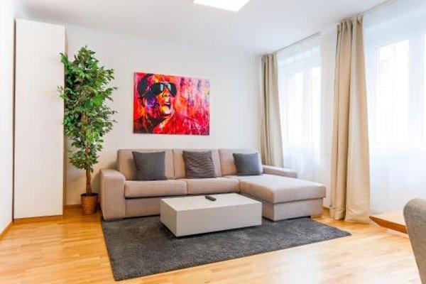 SKY9 Apartments Margareten - фото 4