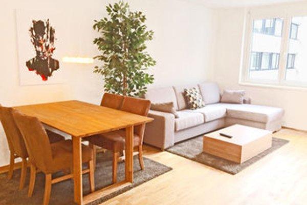 SKY9 Apartments Margareten - фото 5