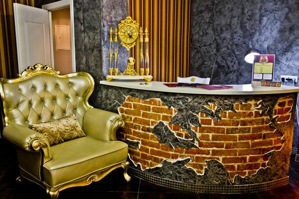Отель «Х.О.» - фото 17