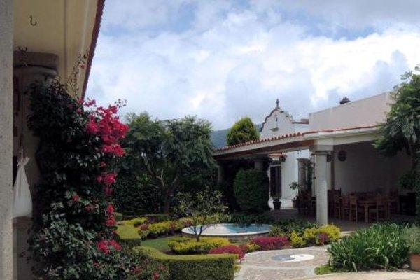 Hotel El Porton - 19