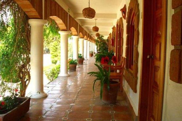 Hotel El Porton - 8