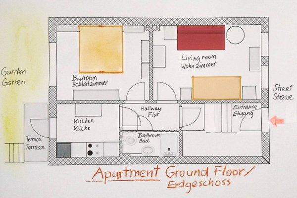 Unique Apartment - фото 12