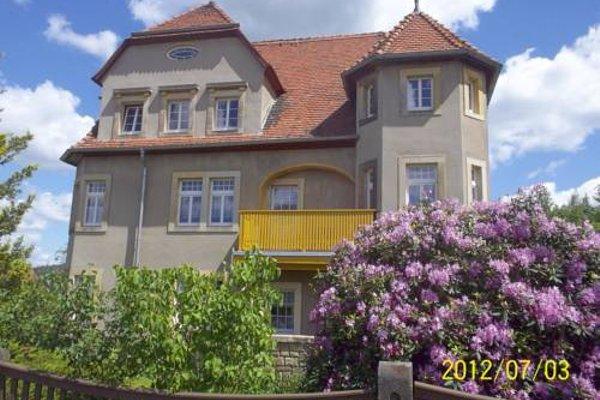 Ferienwohnung Zum Lilienstein - 15