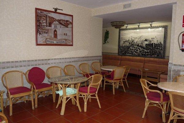 Hostal Rural Montual - фото 11