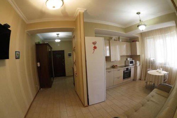 Комплекс апартаментов «На Рахманинова, 45» - 13