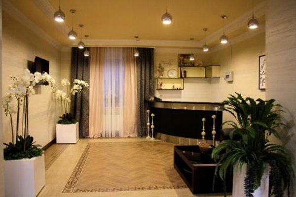 Отель Городок - 12