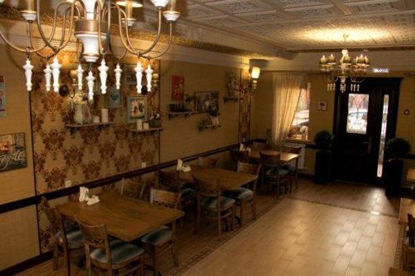 Отель Городок - 14